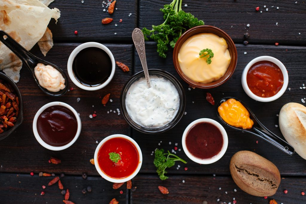 Sour Cream Dips
