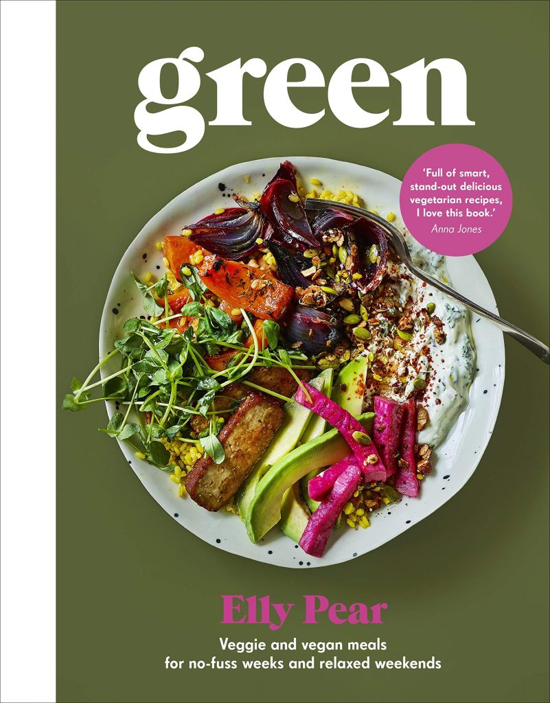 Green Cookbook Elly Pear