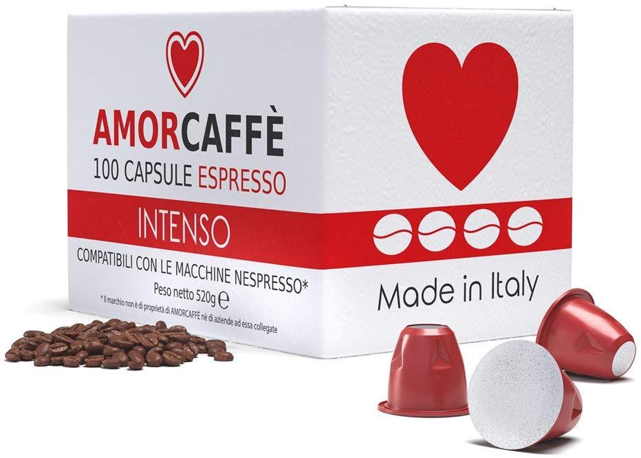 Amor Coffee Capsules