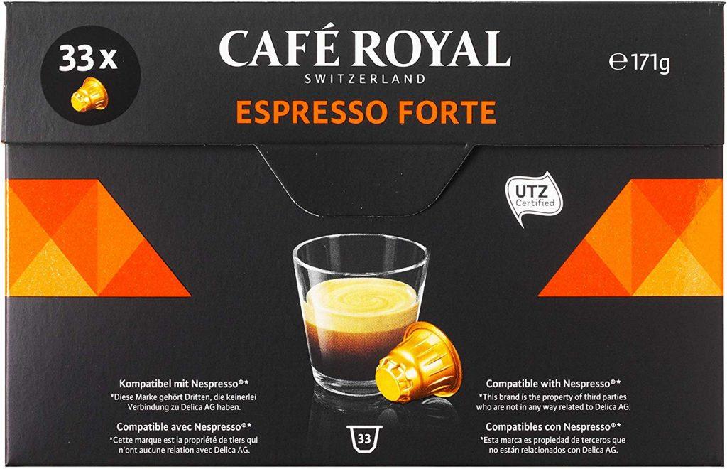 Cafe Royal Switzerland