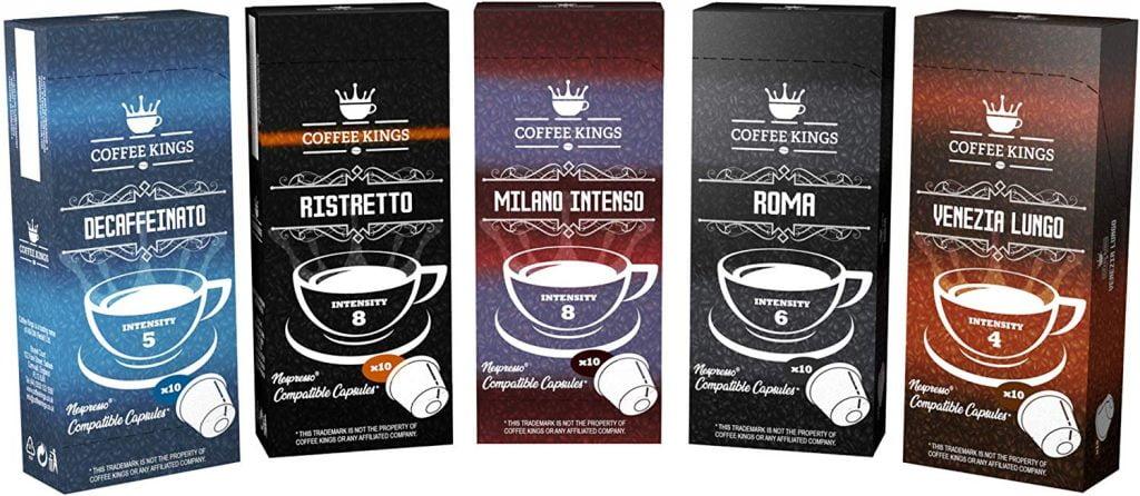 Coffee Kings Capsules