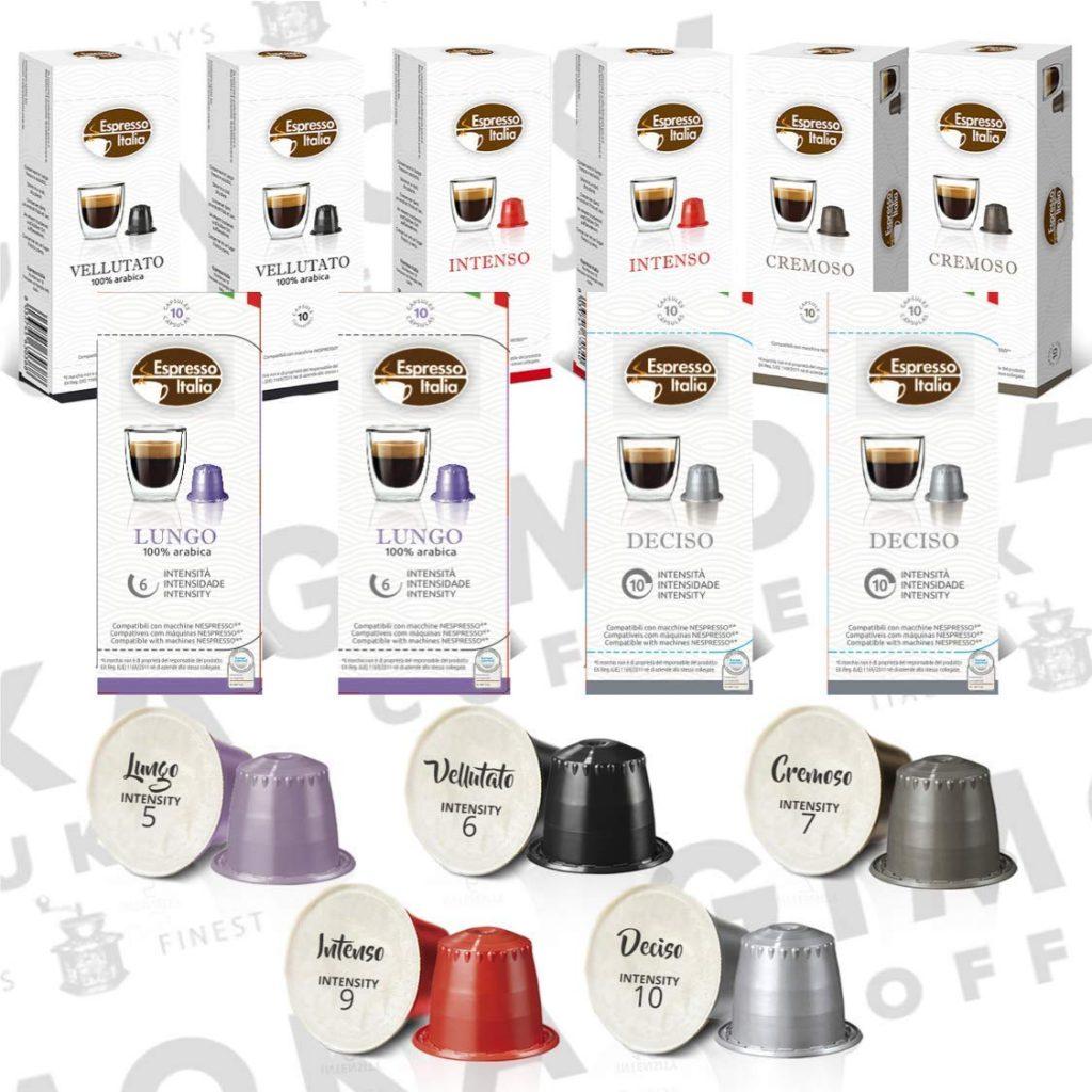 Espresso Italia Capsules