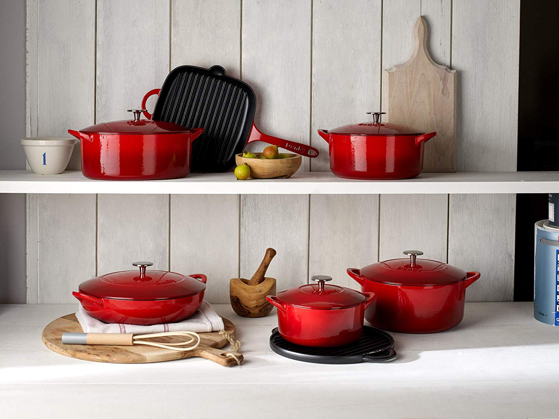 denby cast iron dish