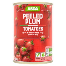 Asda Tinned Tomatoes
