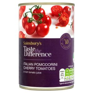 Sainburys Taste the Difference tomatoes