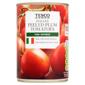 Tesco Plum Tomatoes
