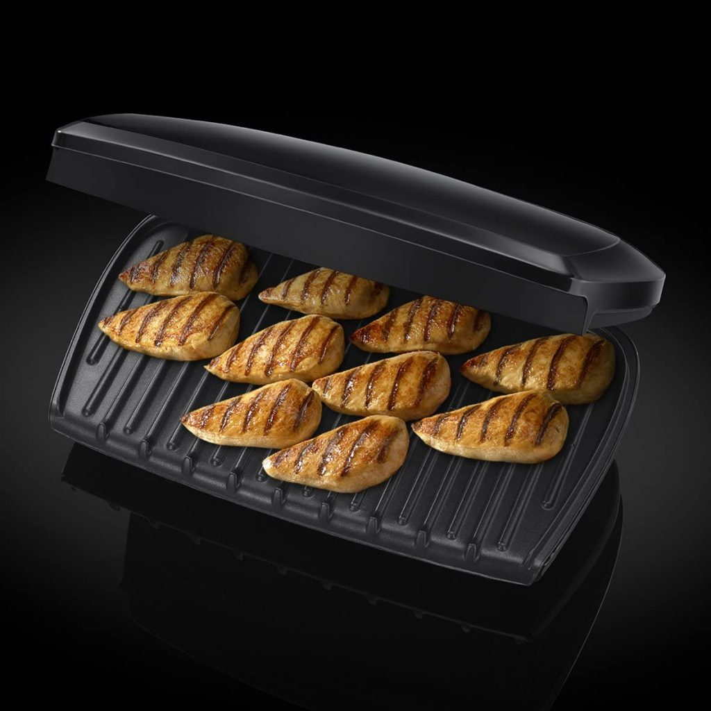 George Foreman 10 Portion