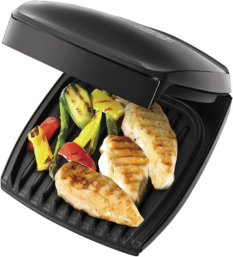 Best George Foreman Grilling Machines 4 Potion Grill