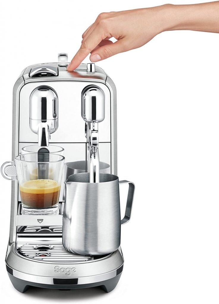 Nespresso Creatista Plus Coffee Machine