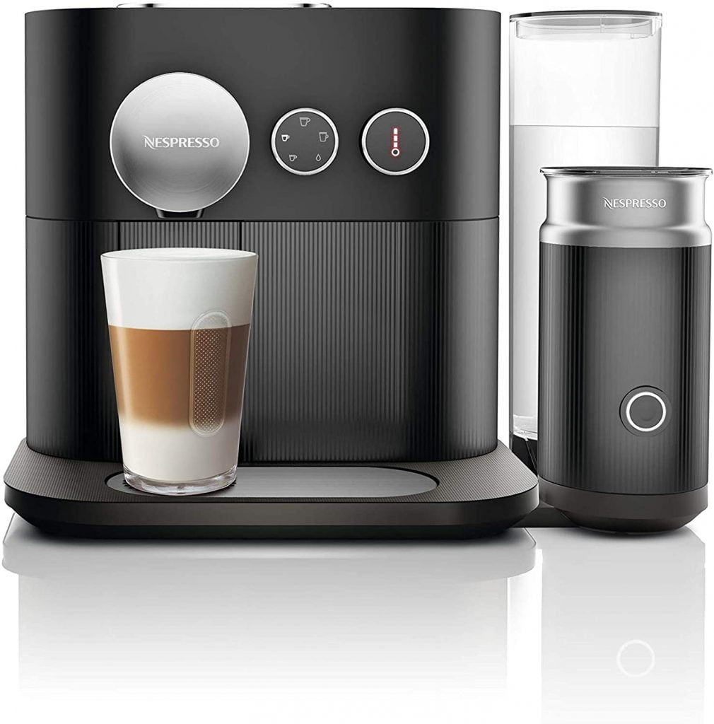 Nespresso Expert Coffee and Milk Machine
