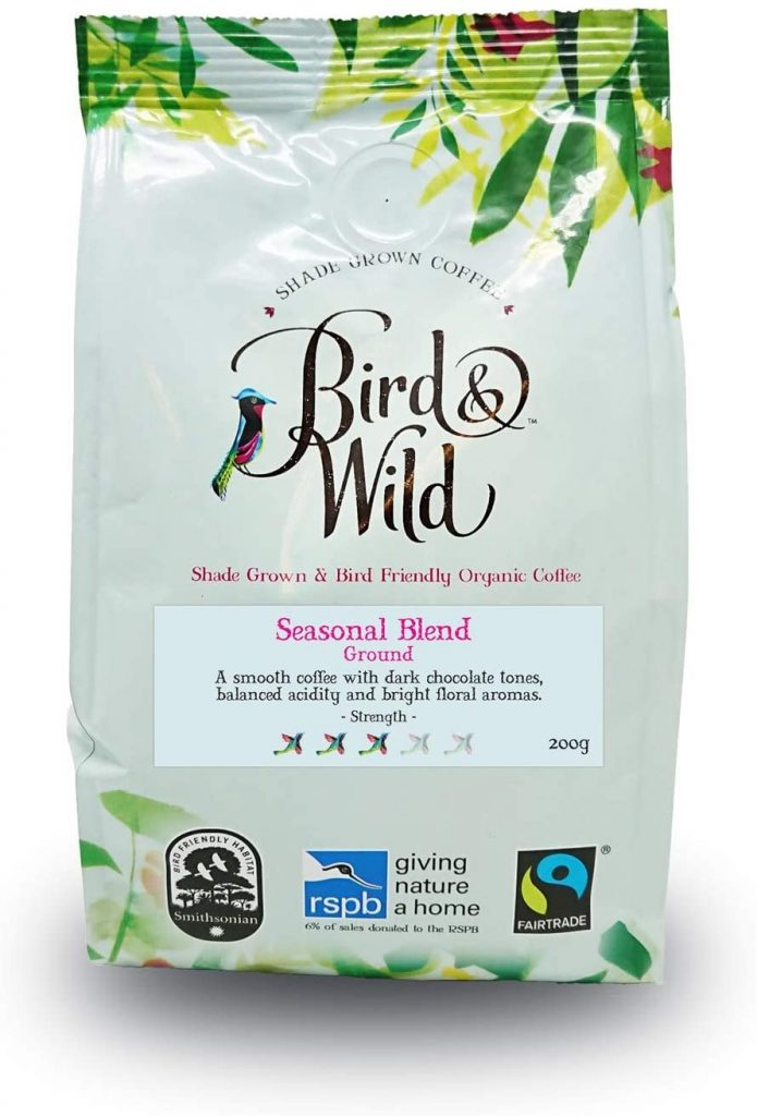 Bird & Wild Coffee Beans