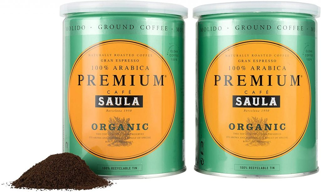 Cafe Sula Organic Coffee beans
