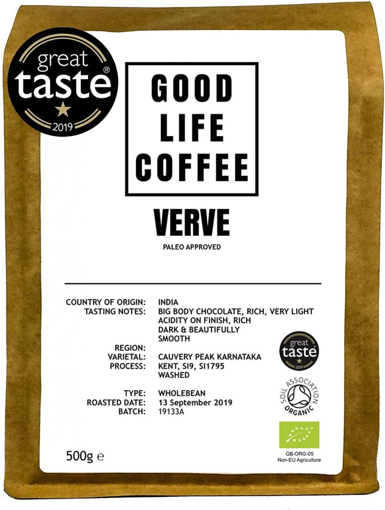 Good Life Coffee Beans
