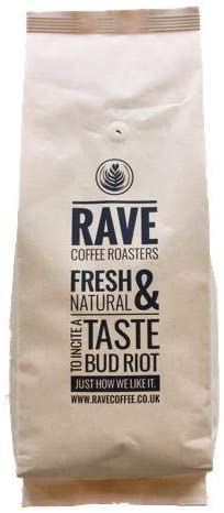 Rave Coffee Beans