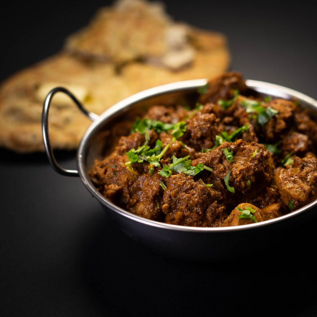 Reheated Lamb Curry