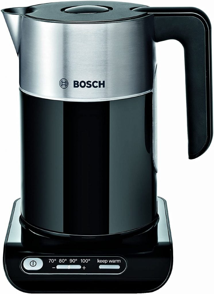 Bosch TWK8633GB​ Energy Efficent Kettle