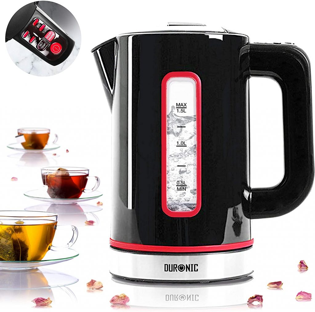 Duronic energy efficient Electric Kettle