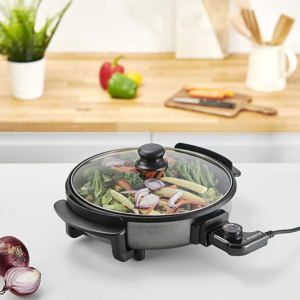 Emperial Electric Frying Pan