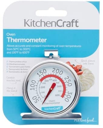 Kitchen Craft Best Oven Thermometer