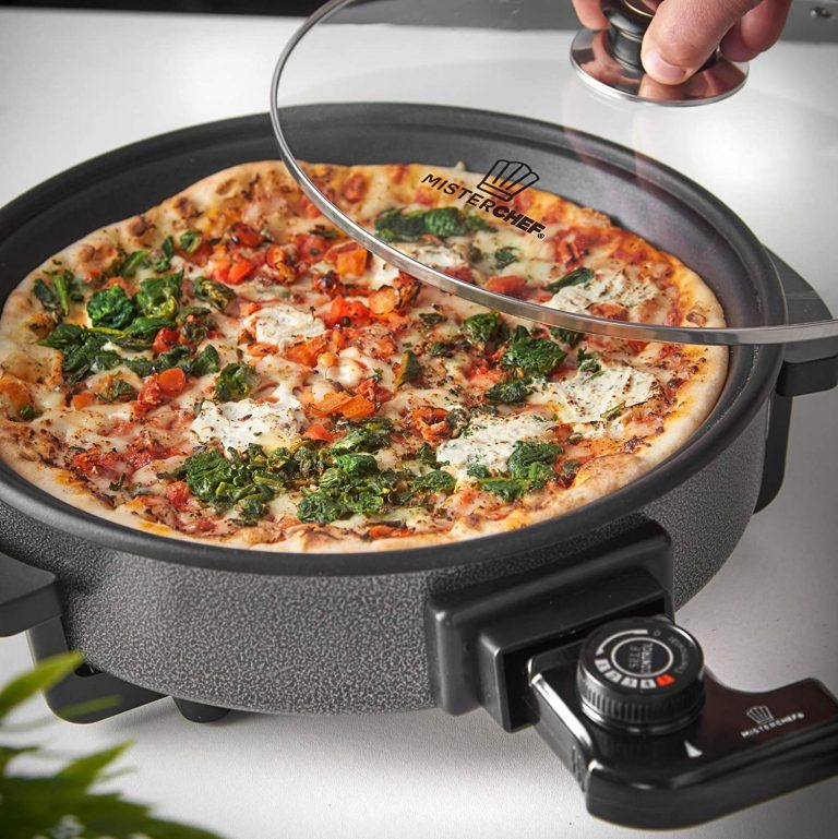 Misterchef Electric Frying Pan