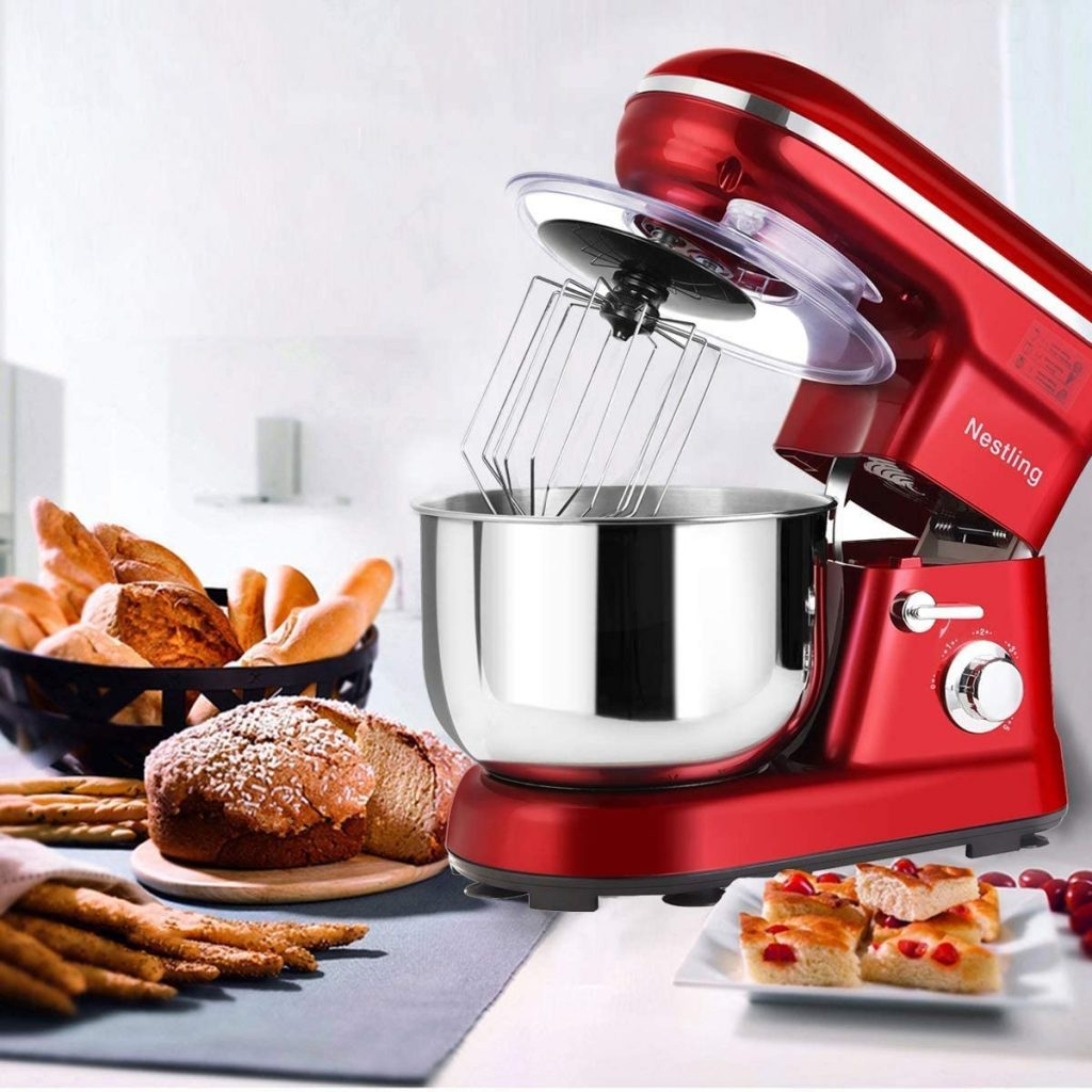 Nestling® 1200W Food Stand Mixer
