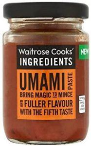 Waitrose Umami Paste