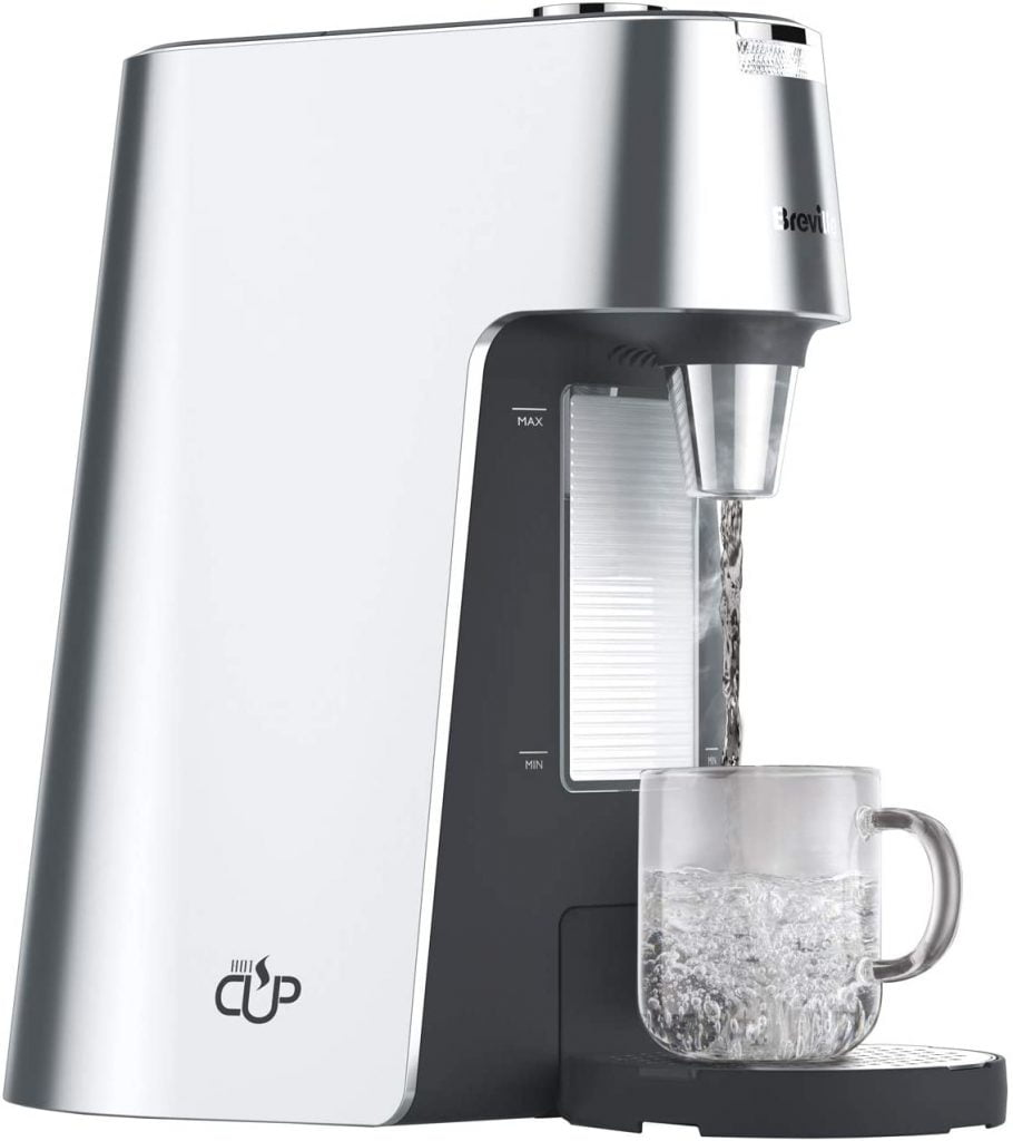 Breville hot water dispenser 2L