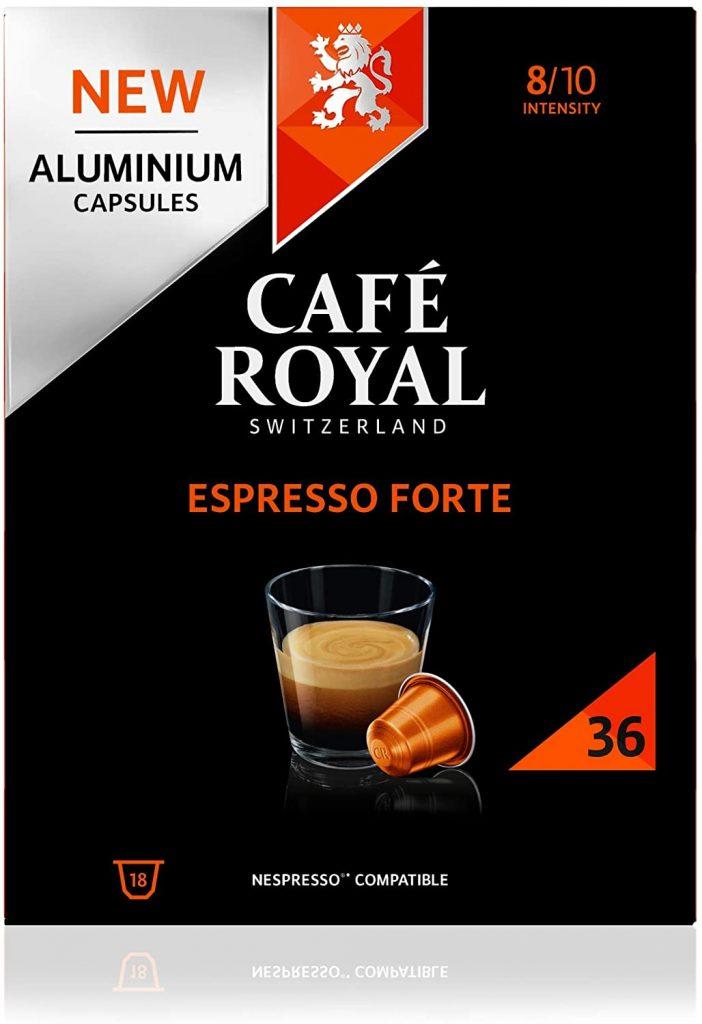 Cafe Royal Espresso Nespresso Capsules