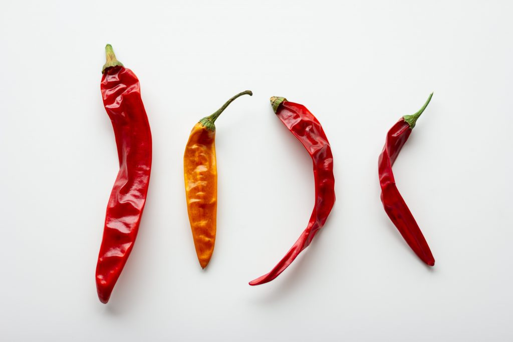 Dried chili​