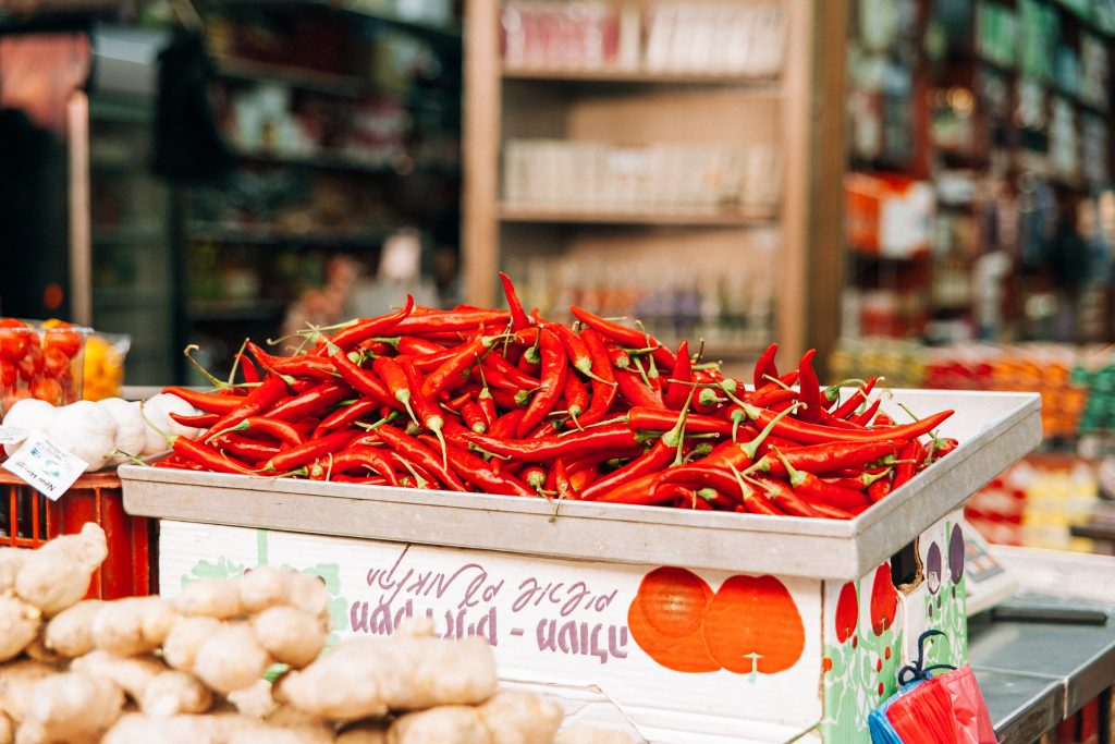 What's the difference between fresh and dried chili​