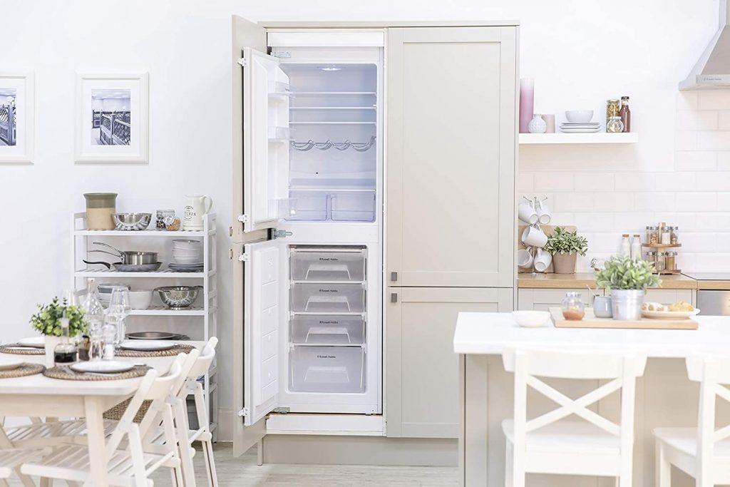 russell hobbs fridge freezer