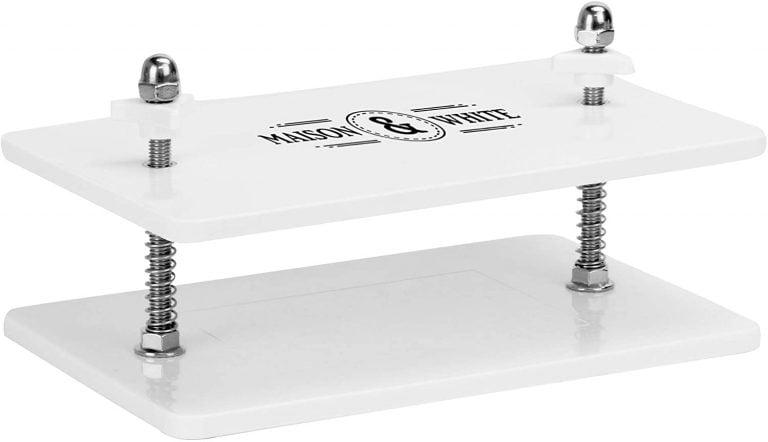 maison and white tofu press