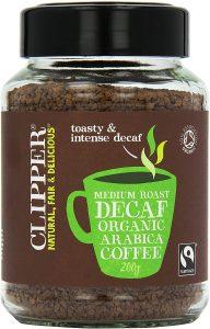 Clipper Medium Roast Decaf Organic