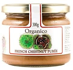 Organic Chestnut Puree
