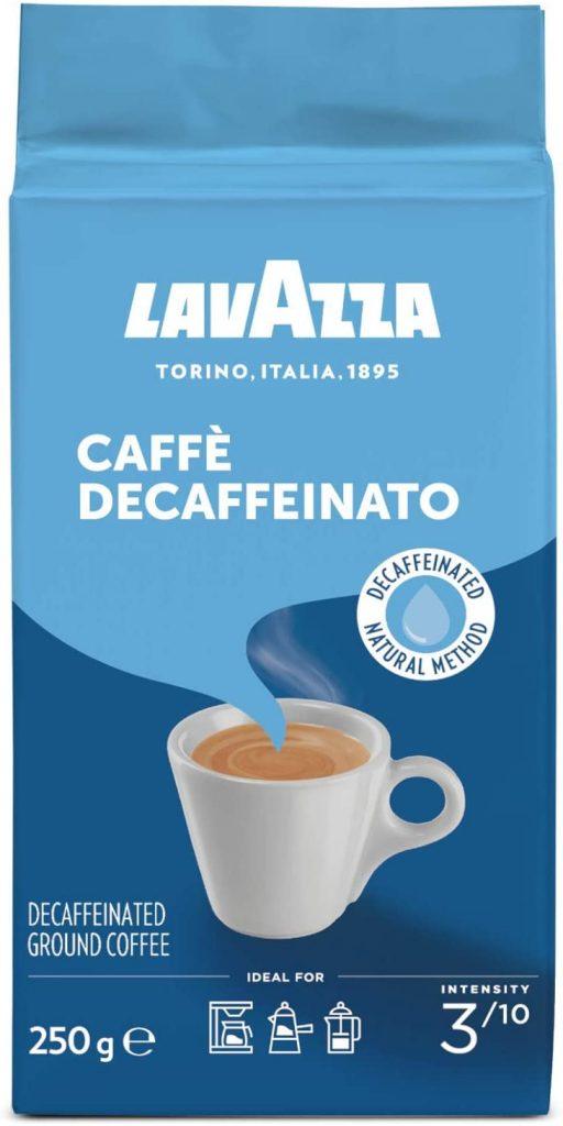 Lavazza Caffe Decaffeinated Ground Coffee