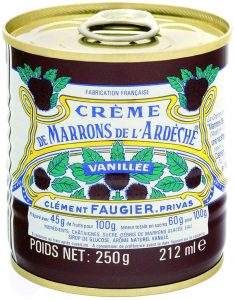 clement faugier chestnut puree
