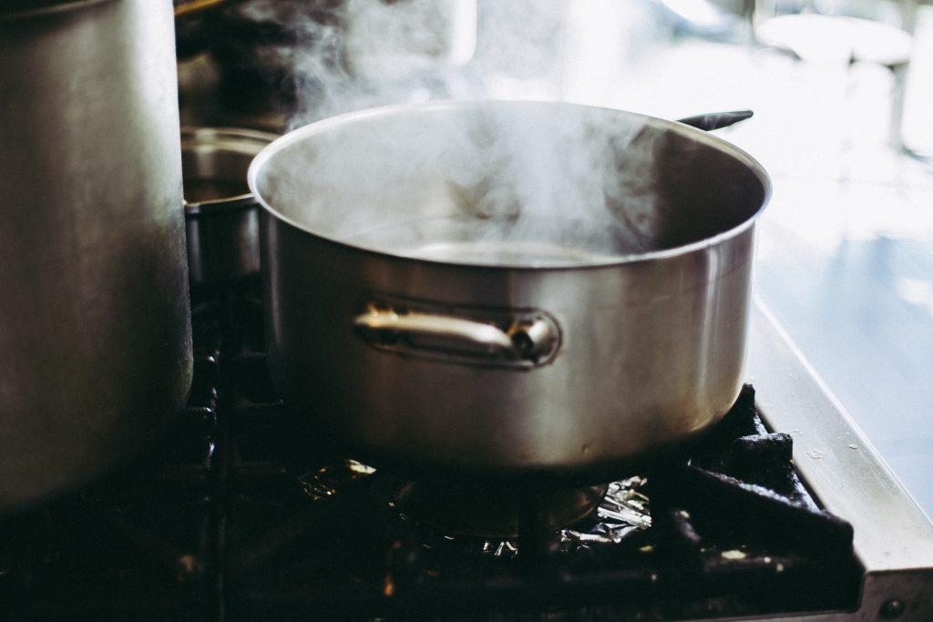 steaming vs boiling