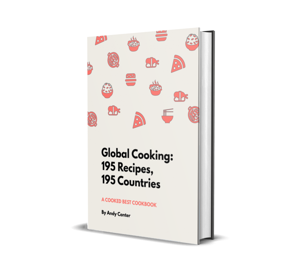 Global Cooking Book