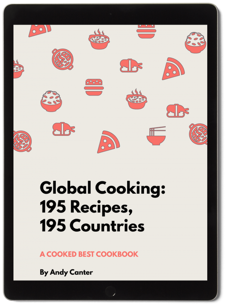 Global Cooking Front Cover