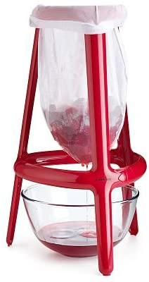 Jelly straining kit