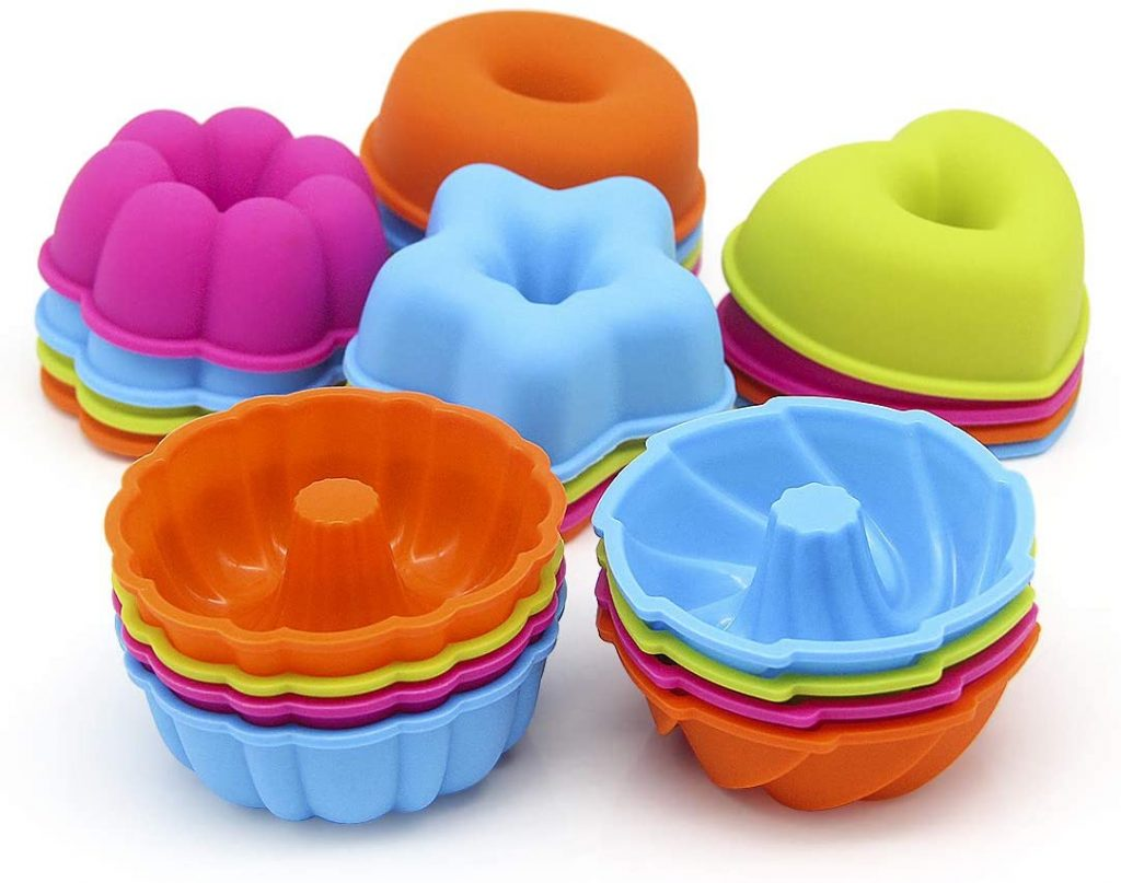 fun jelly moulds