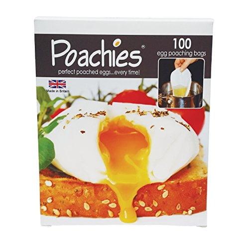 poached eggs pouches