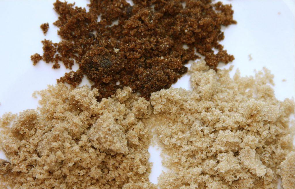 muscovado sugar vs brown sugar