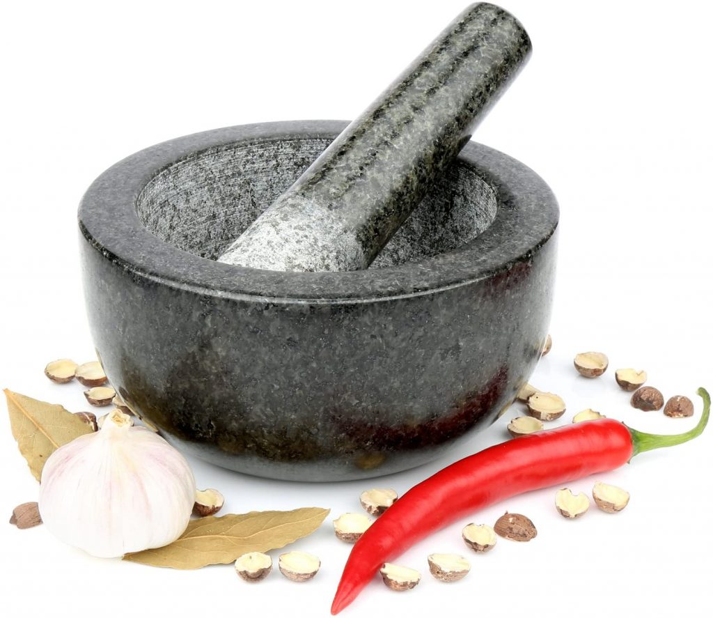 h & s pestle and mortar