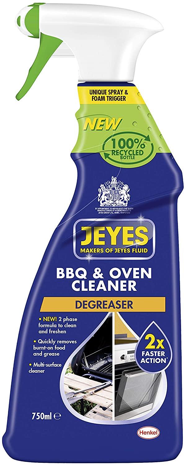 Jeyes BBQ and oven cleaner