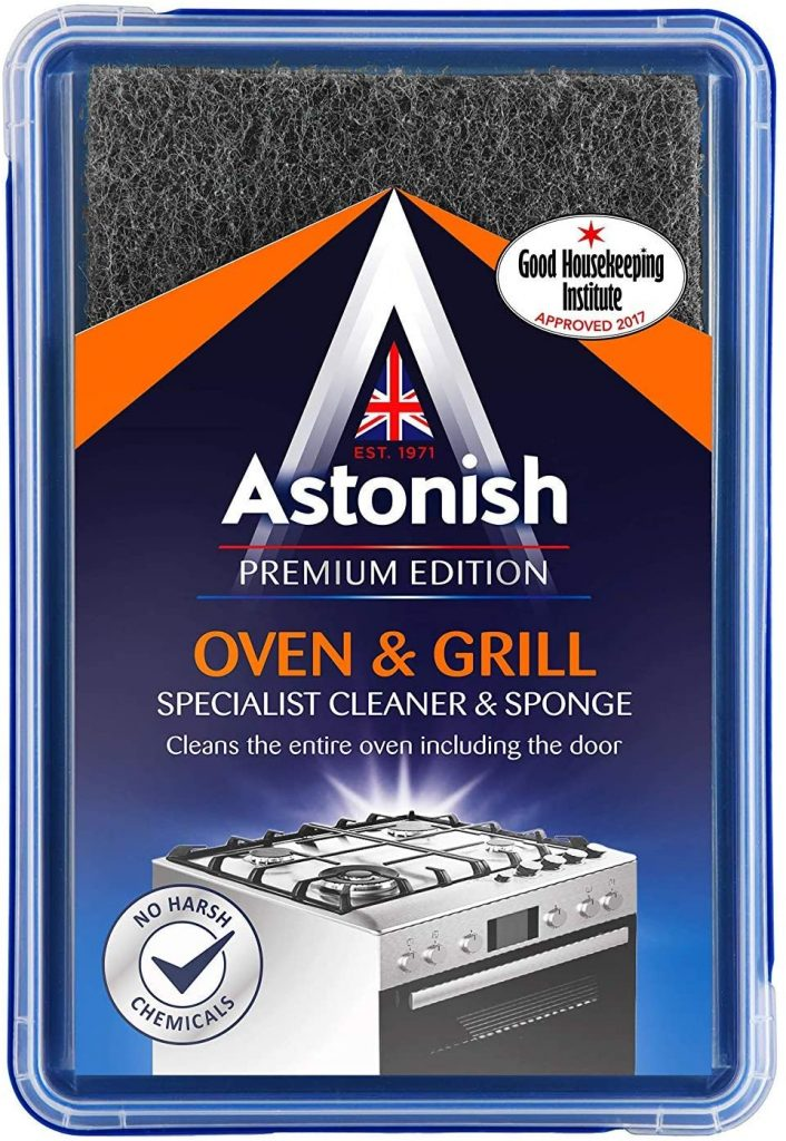 astonish oven and grill cleaner