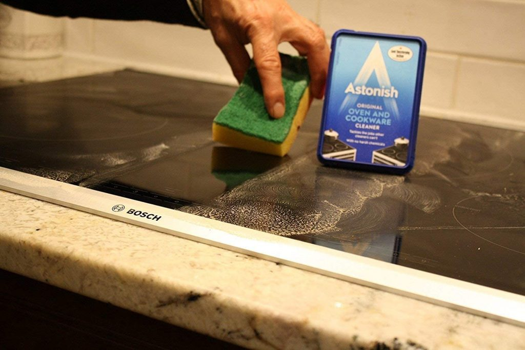 astonish oven and hob cleaner