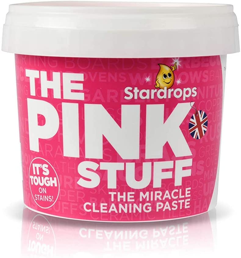 the pink stuff cleaning paste