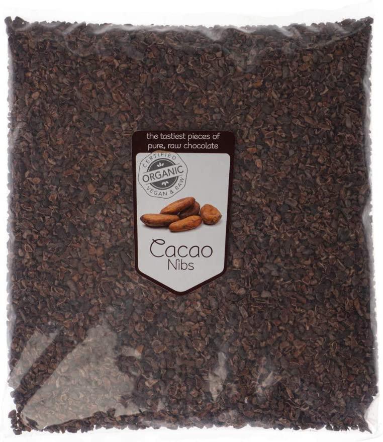 Superfoodies Organic Raw Cacao Nibs