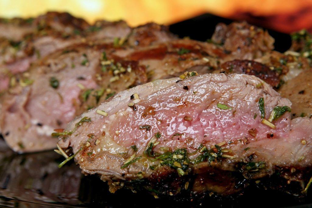 mutton steaks